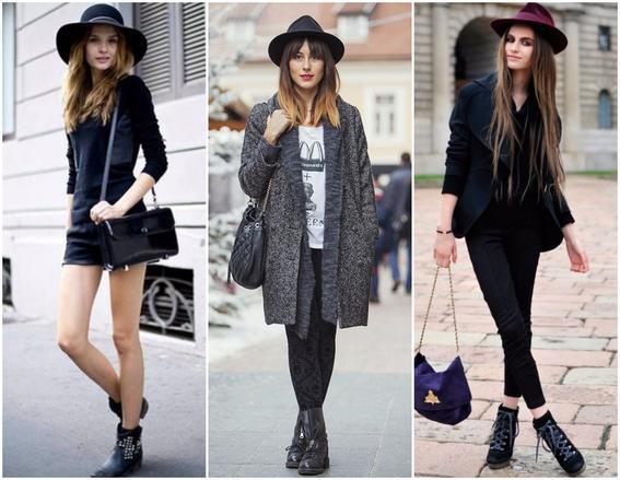 7 Prendas Que Tiene En Su Clu00f3set Una Verdadera Chica Hipster - Moda