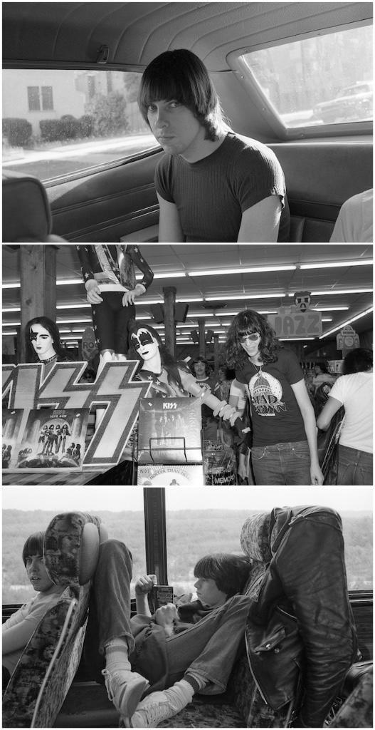 fotografias de the ramones