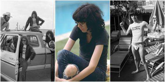 fotografias de the ramones musica
