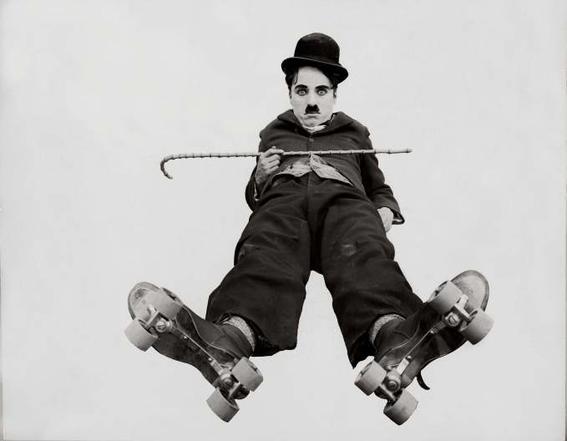 Charles Chaplin, el genio del cine mudo
