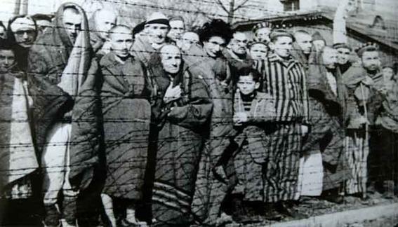 el holocausto nunca existio
