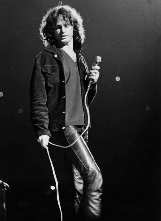 Jim Morrison arrestado