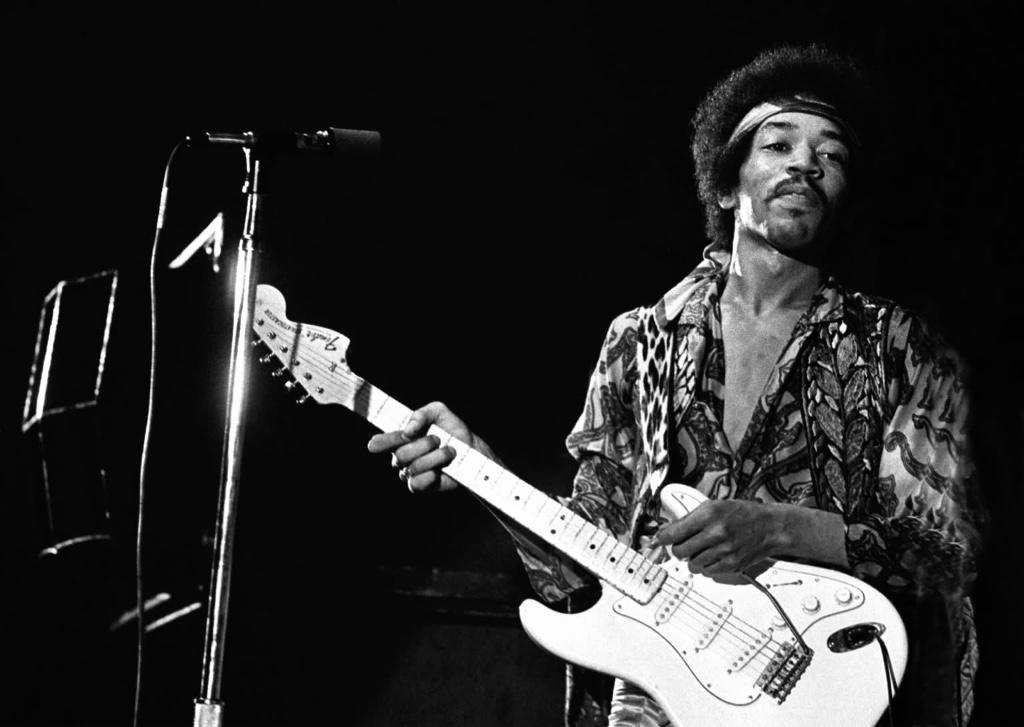 Photo of Jimi Hendrix 10