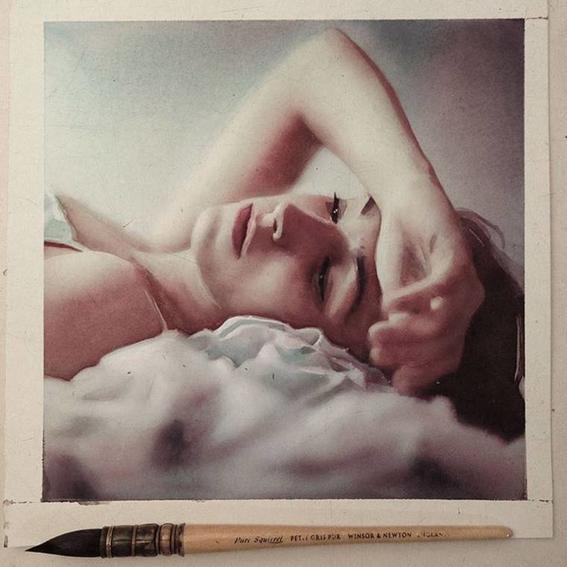 pinturas en acuarela watercolors