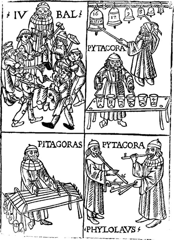 Libros de teoría musical  matematicas-musica-pitagoras