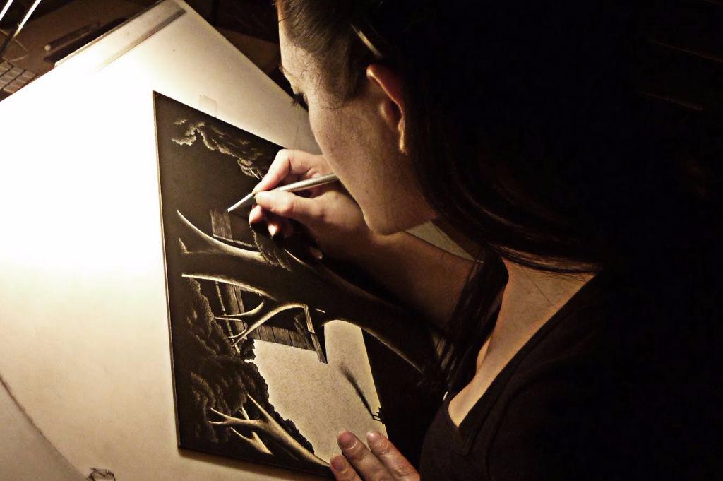 Ilustradores infantiles  meritxell-ribas