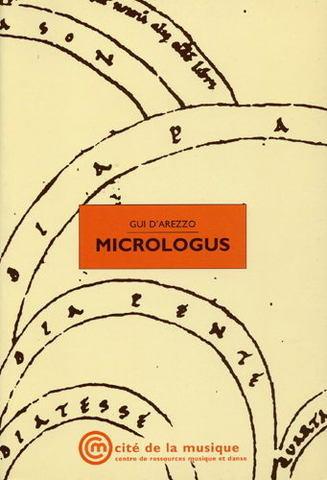 Libros de teoría musical  micrologus