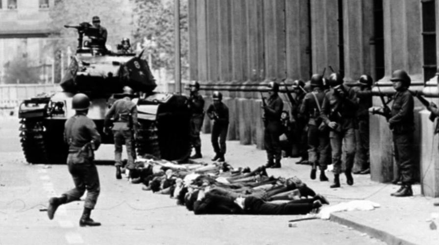 augusto pinochet-chile-dictadura