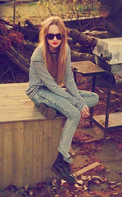 pinterest moda y estilo grunge