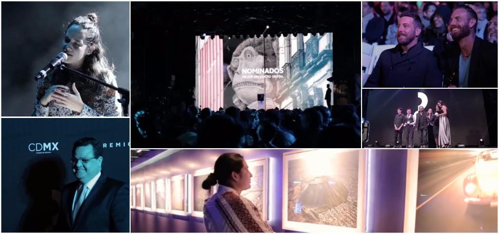 Premios Ciudad de México 2016