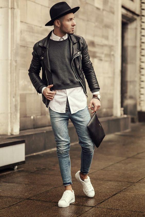 9 prendas que tu novio debe usar para ser un auténtico hipster ... fce2a5c106f