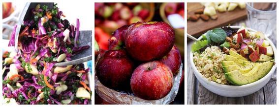 problemas hormonales manzanas