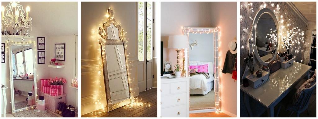 8 formas de transformar tu habitaci n con una serie de for Cuarto tumblr con luces