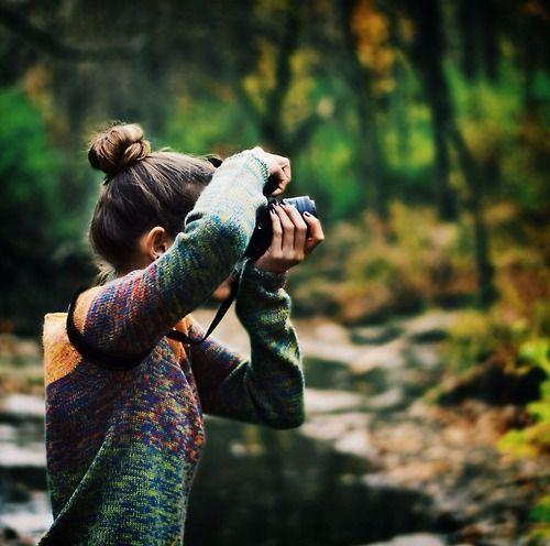 tips para tomar fotografias bosque
