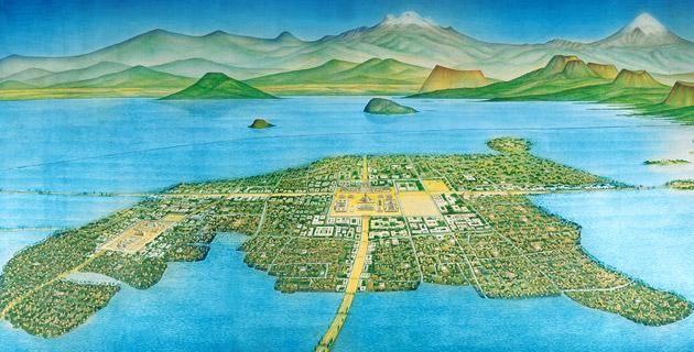 valle de mexico conquista