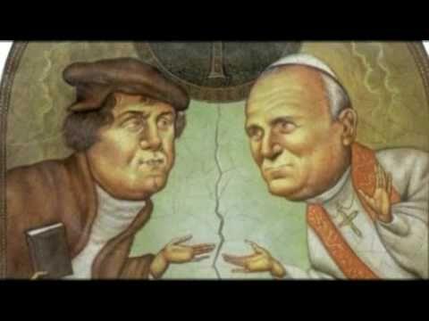 excomunion de martin lutero