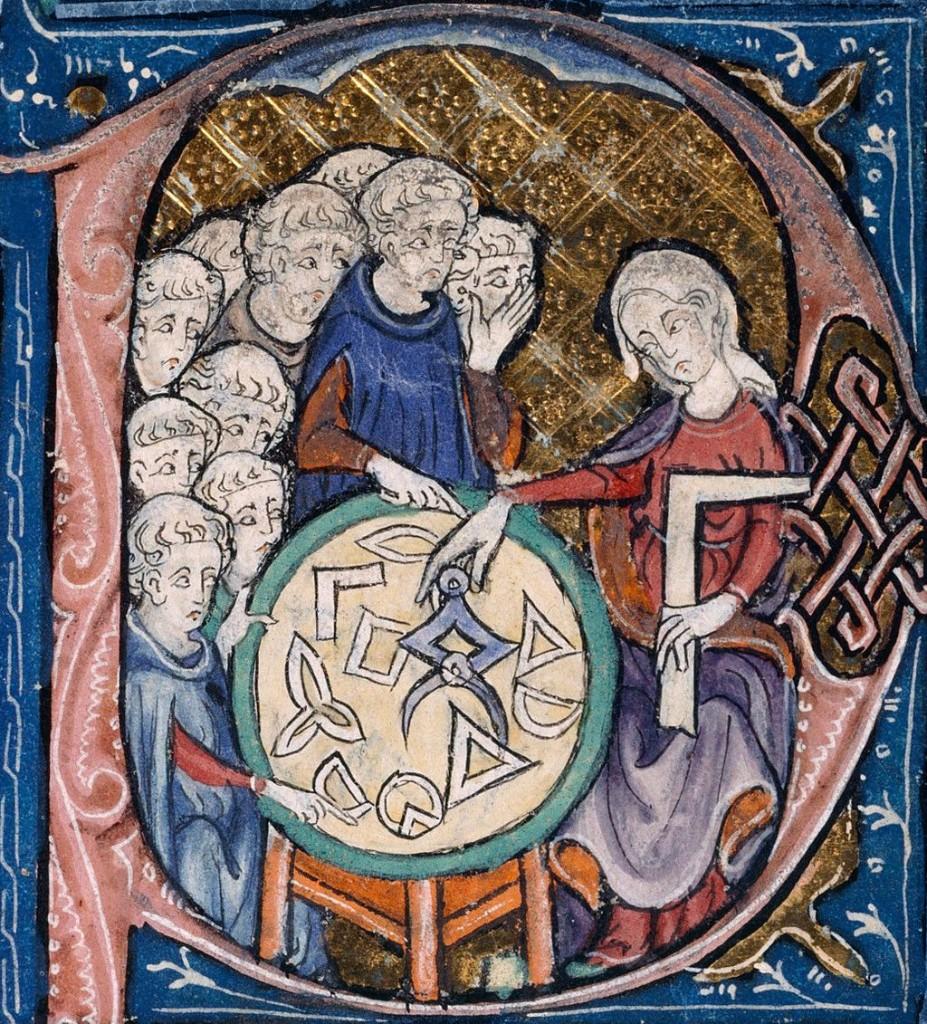 profesora medieval
