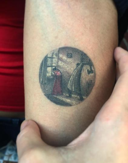 tatuajes inspirados en el cine ventana