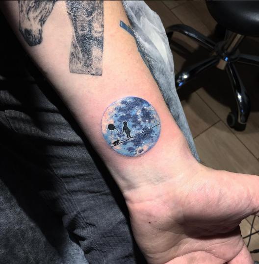 tatuajes inspirados en el cine globo
