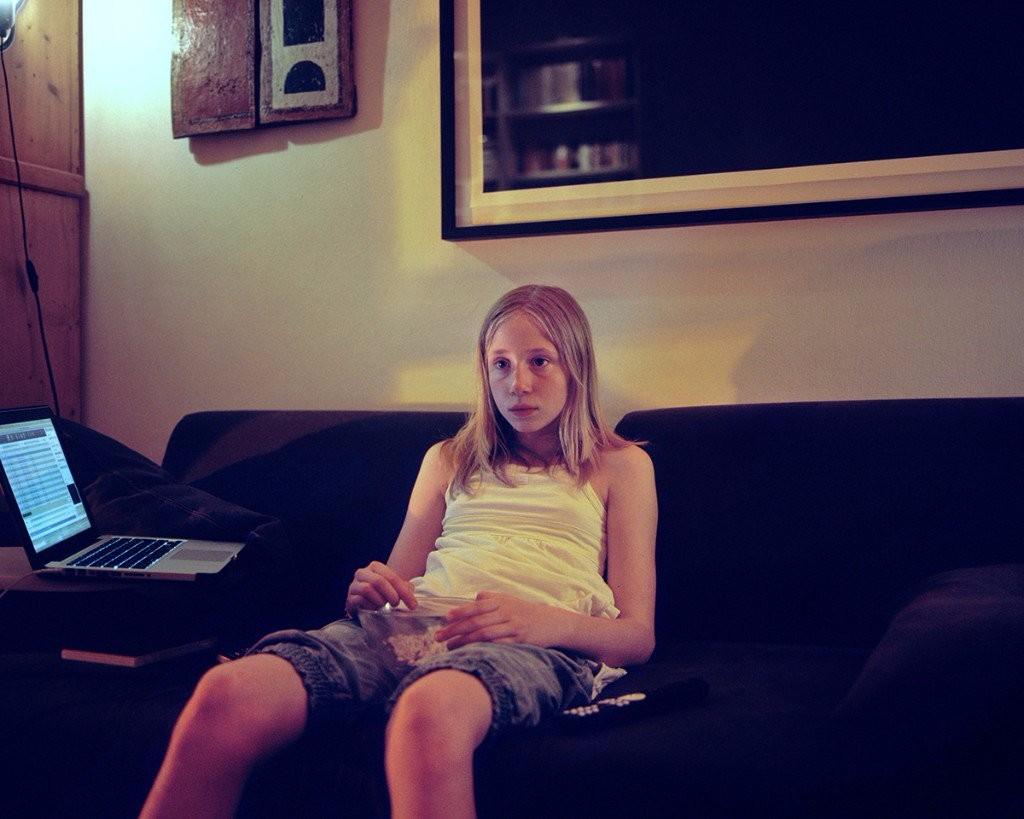 Anna Grzelewska young womanhood tv