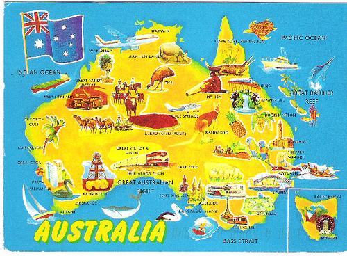 Australia-postal
