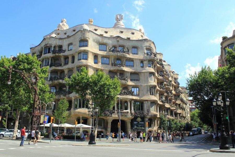 Barcelona ciudades para visitar en europa