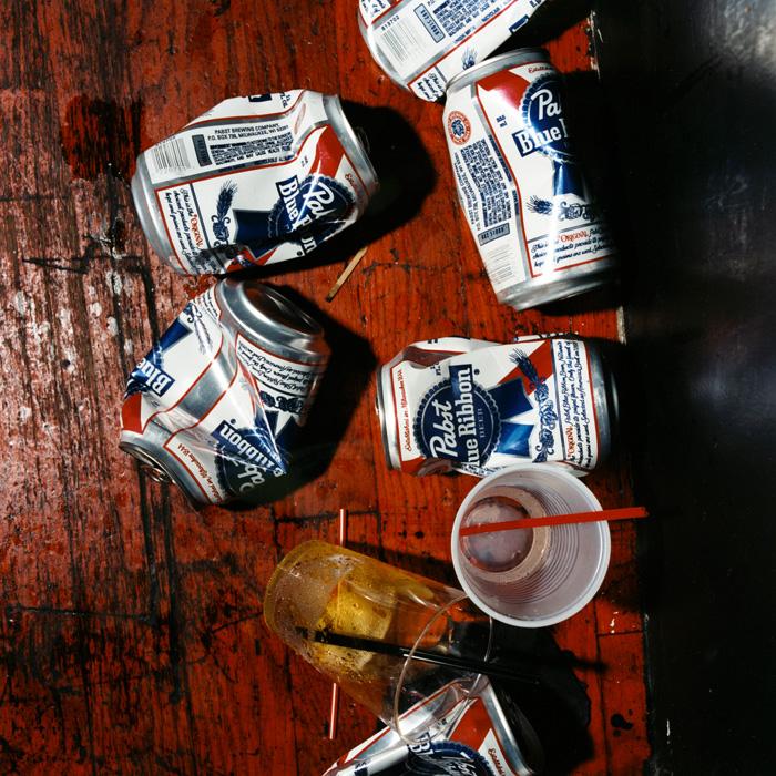 Brian Finke cervezas