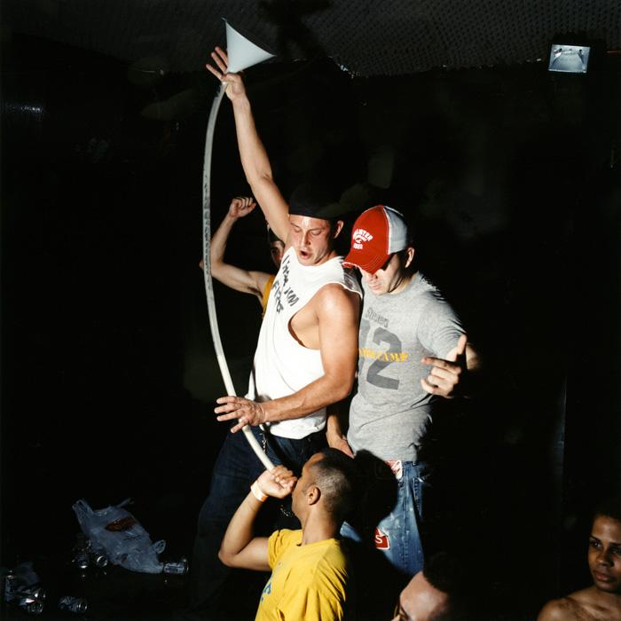 Brian Finke fiesta