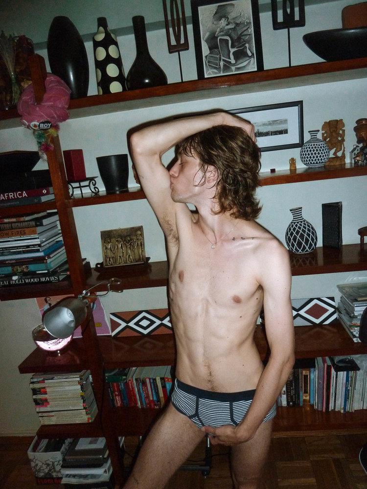 Diego Villarreal fotos de transgenero