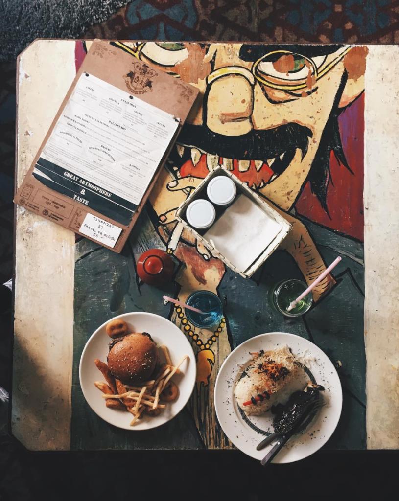 El minichelista cdmx cafes