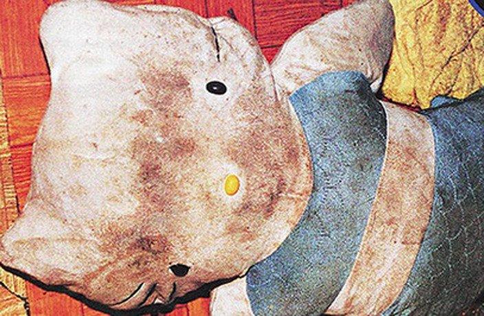 Hello Kitty Murder Case Triads