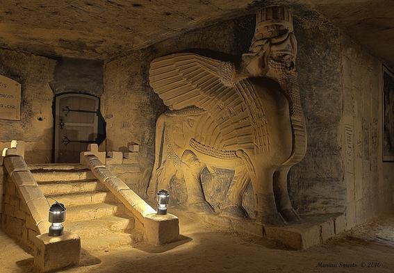 Jezuietenberg cuevas religiosas monumento