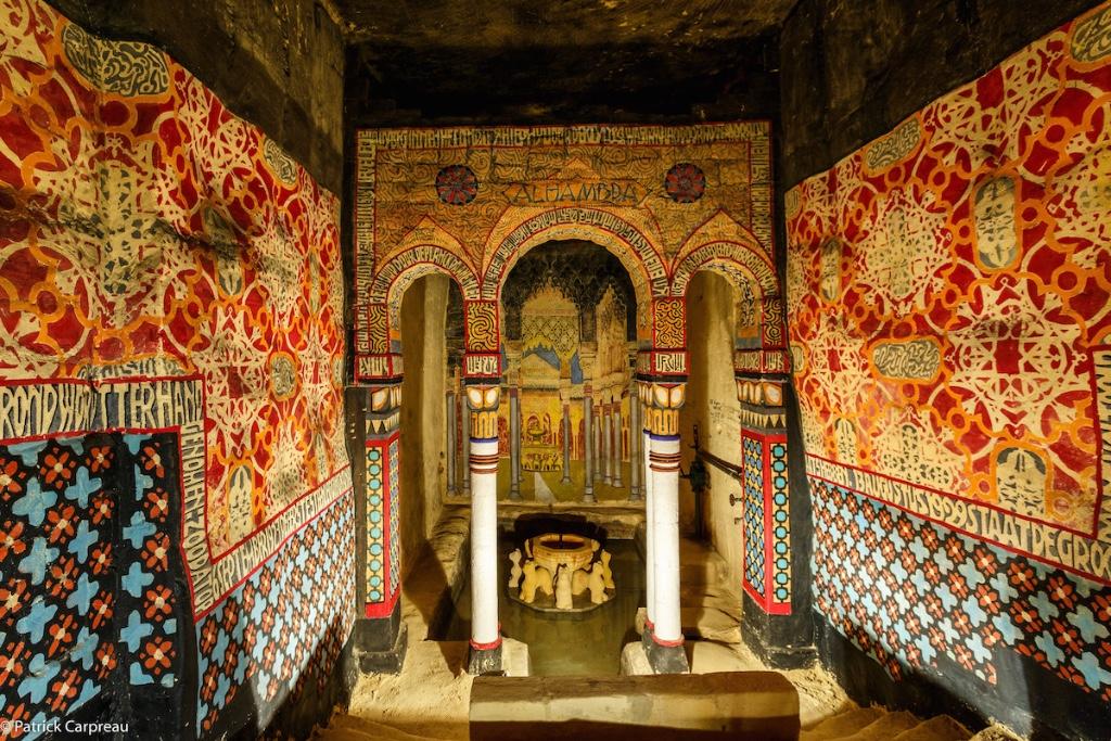Jezuietenberg cuevas religiosas