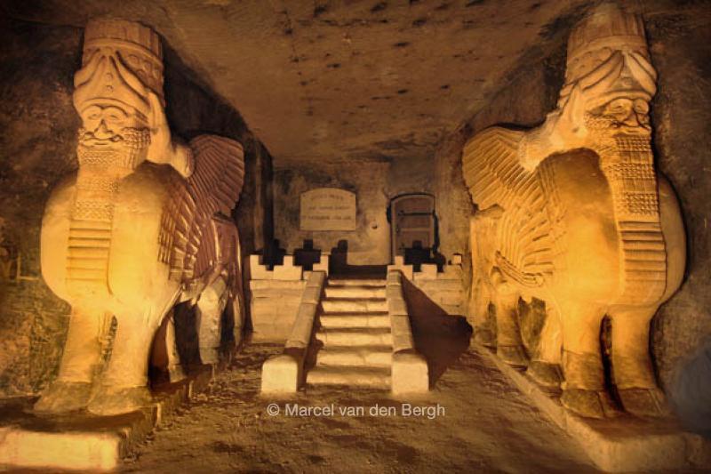 Jezuietenberg edificacion cuevas religiosas