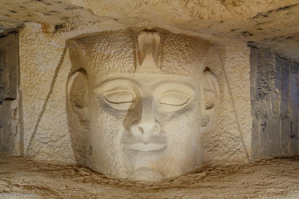 Jezuietenberg faraon egipcio