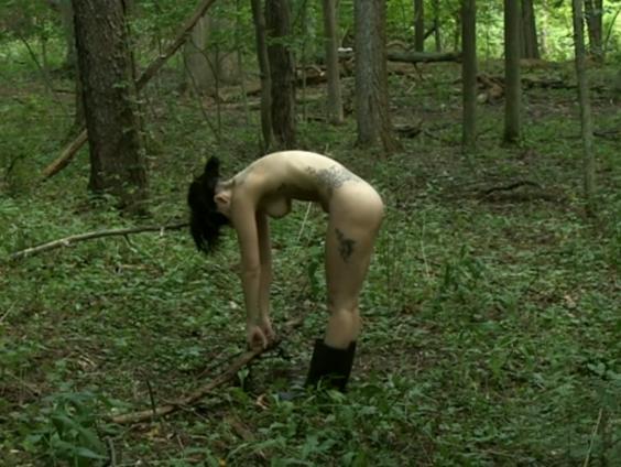 Lady Gaga Marina Abramovic Collaboration Woods