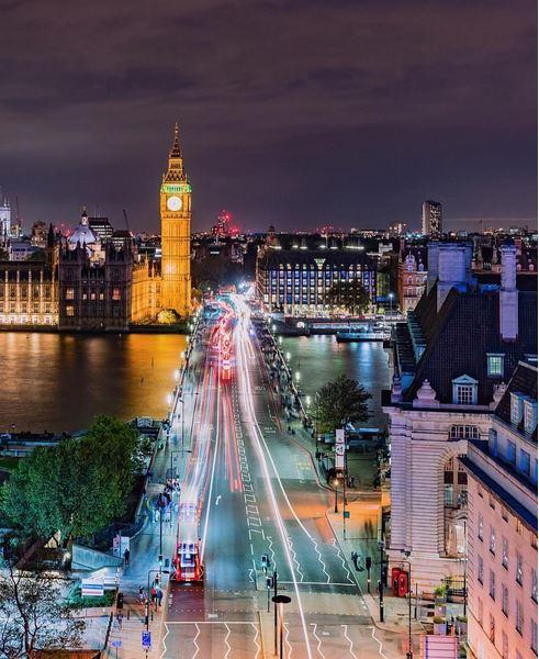 Londres ciudades mas visitadas