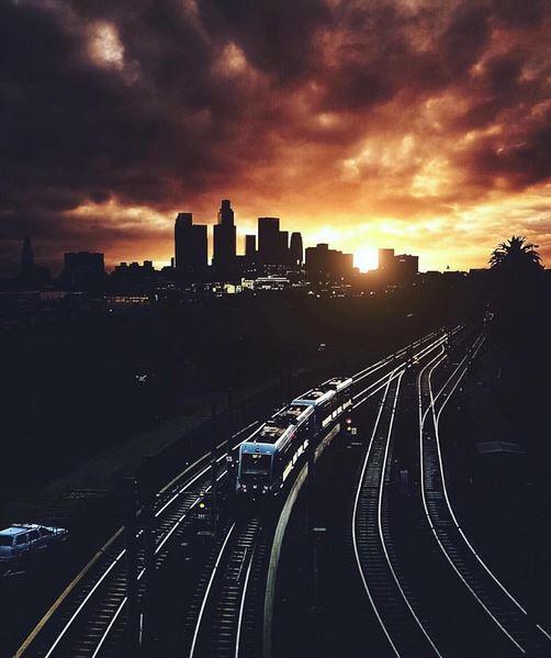 Los Angeles ciudades mas visitadas