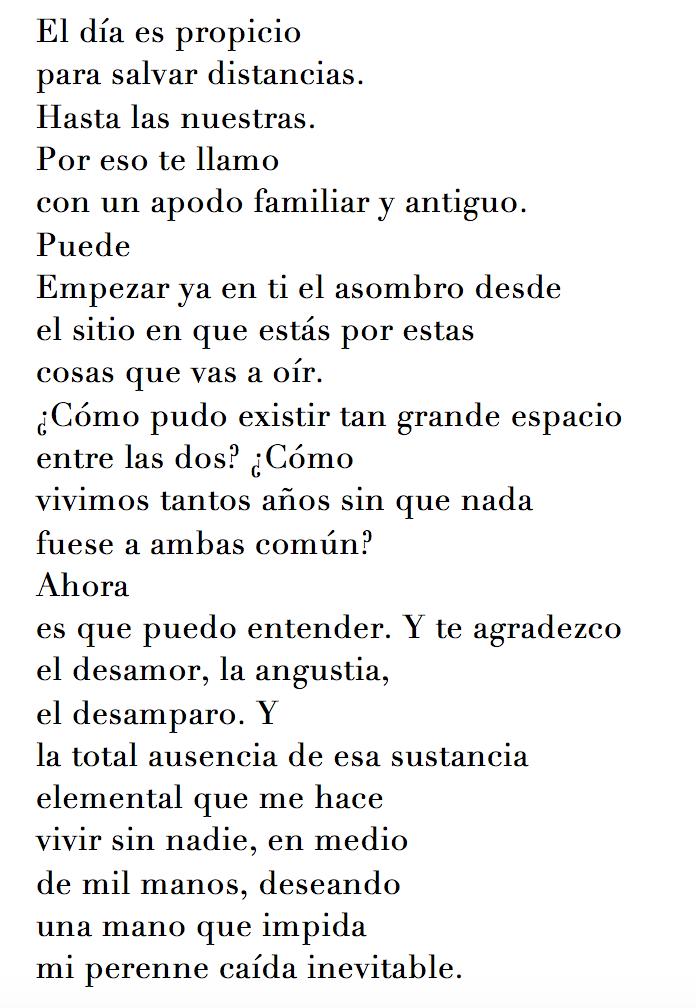 poemas de mujeres latinoamericanas mami