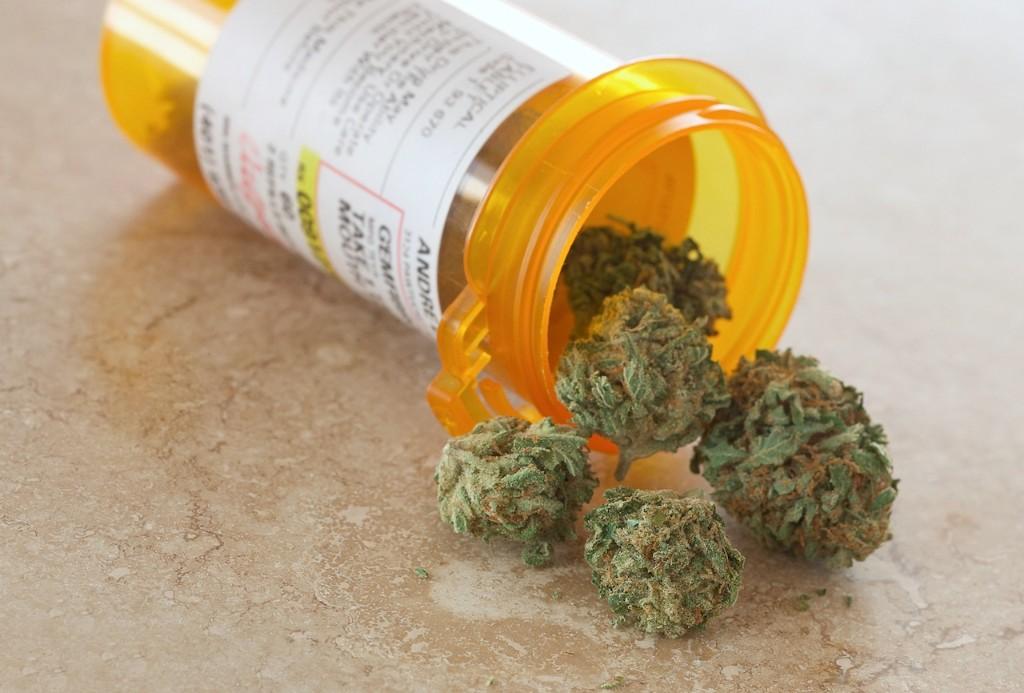 Medical-Marijuana-Bottle