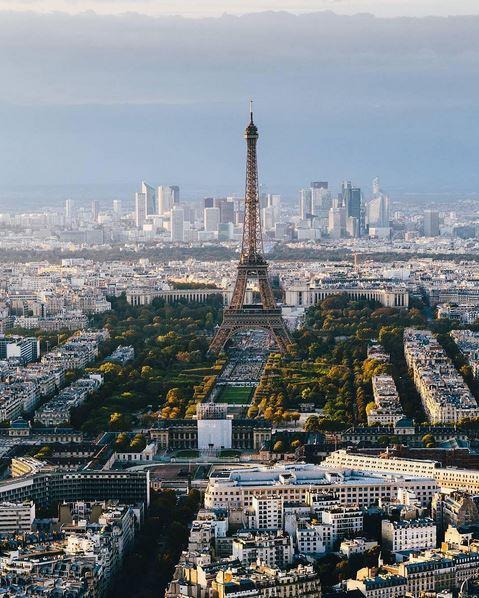Paris ciudades mas visitadas