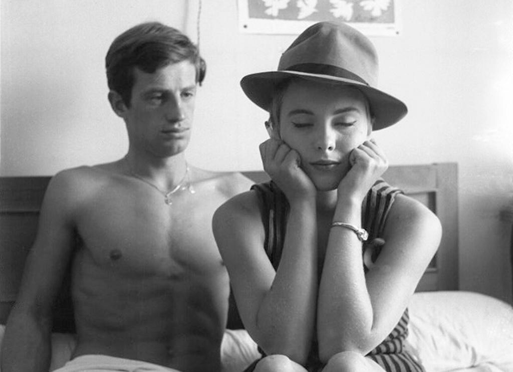 Peliculas de Jean Luc Godard a bout de souffle