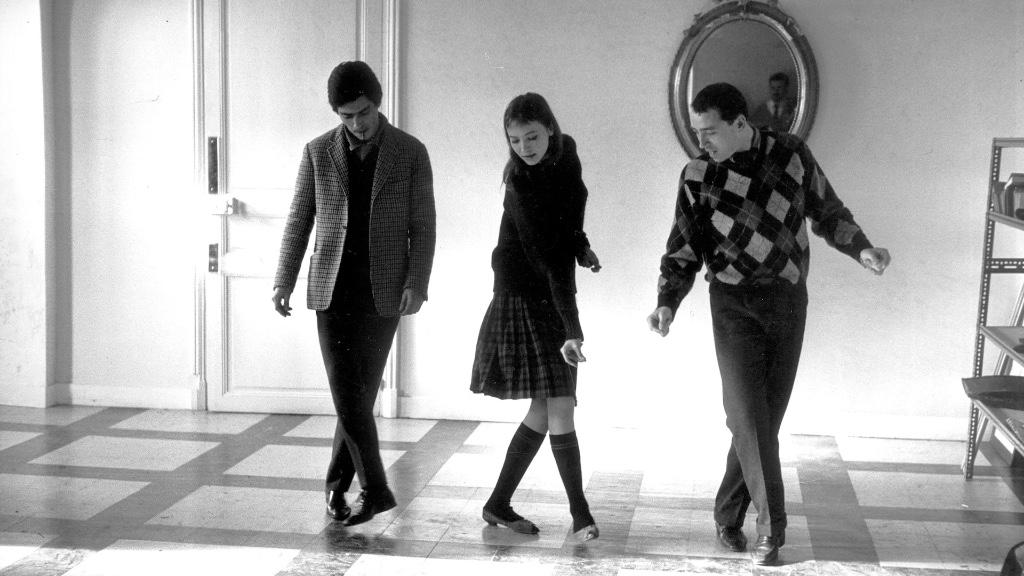 Peliculas de Jean Luc Godard bande a part