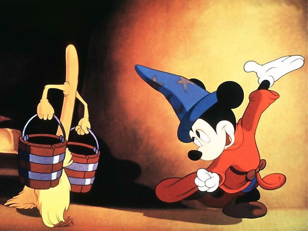 Psychedelic Disney
