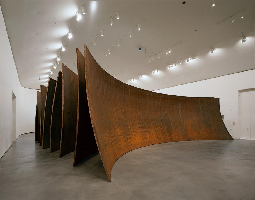 Richard Serra esfera