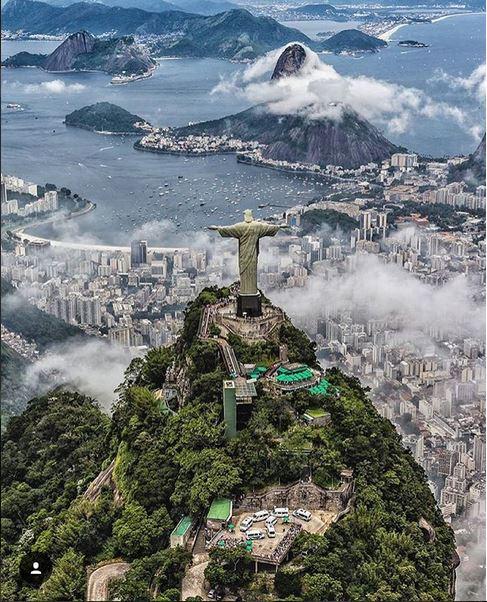 Rio de janeiro ciudades mas visitadas
