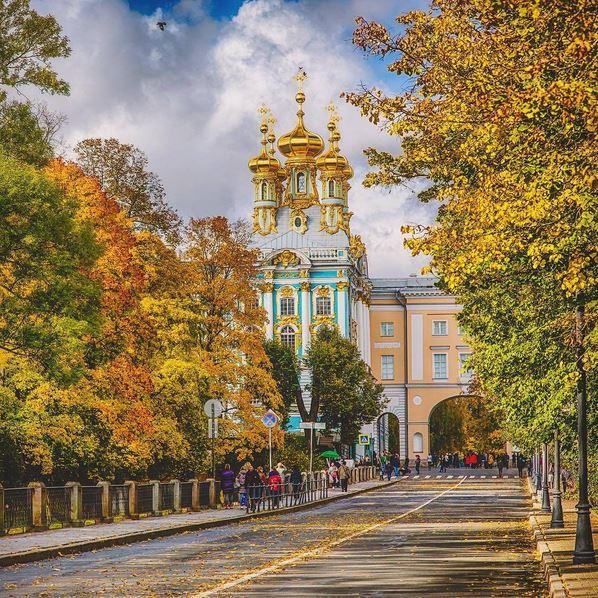 San Petersburgo ciudades mas visitadas