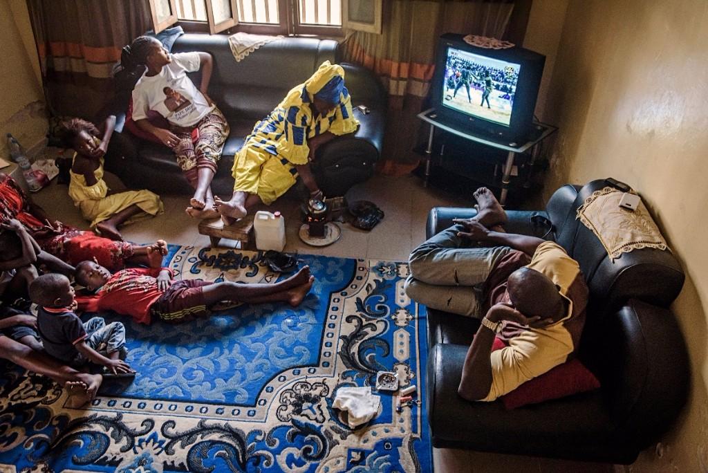 rituales vudú en senegal televisión