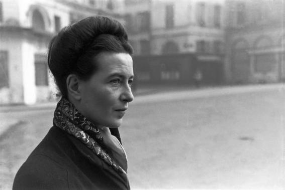 Simone escritores y existencialismo