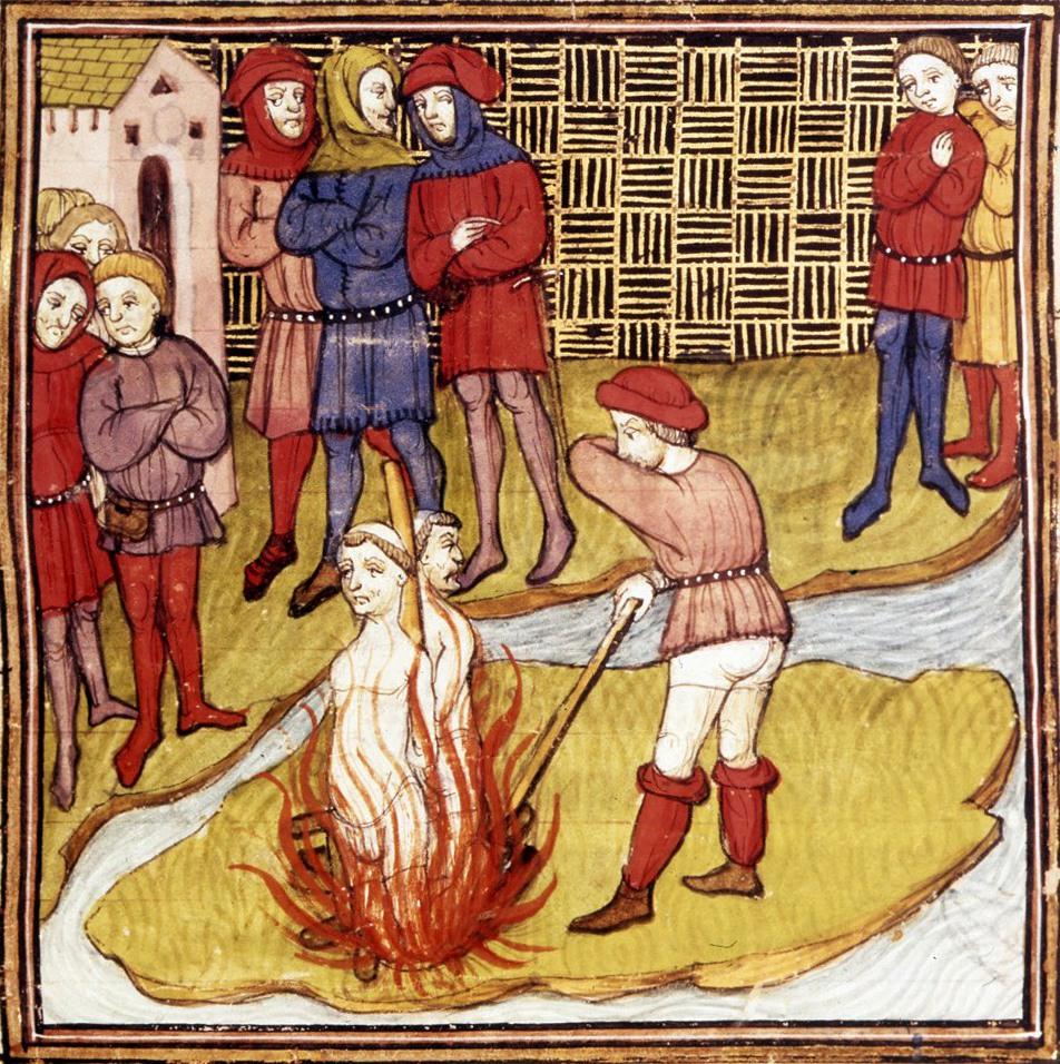 Medioevo herejía y feminismo